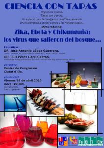 Ciencia con tapas FeCiTElx_29-4-16